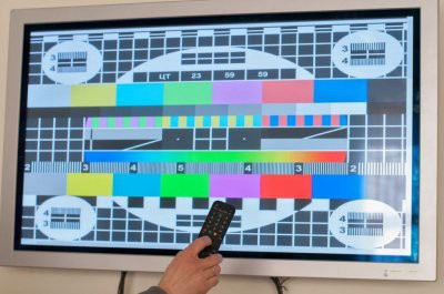В регионах России начали отключать аналоговое телевидение