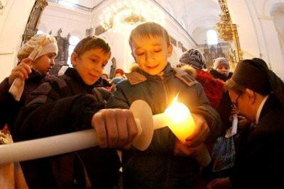 15 февраля христиане отметят Сретение Господне