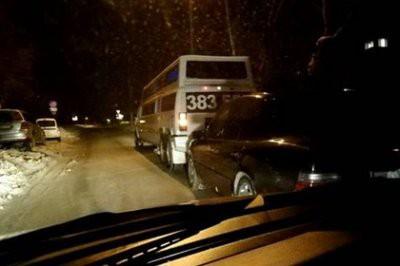 Сын мэра Чебоксар избил мешавшего кататься на лимузине полицейского