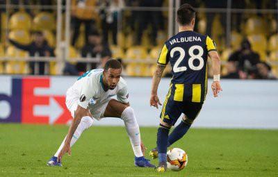 «Фенербахче» — «Зенит» счет 1:0: обзор матча Лиги Европы