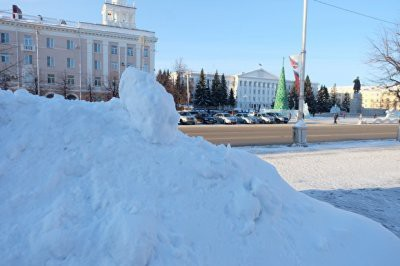 В Москве побит рекорд по количеству снега, державшийся 23 года