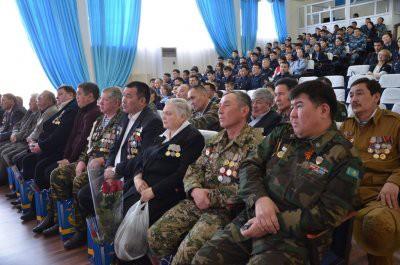 В Алматы воинам-афганцам акимат выделит по 100 тысяч тенге