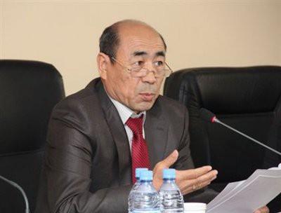 В Казахстане задержали главу Союза фермеров Ауезхана Даринова