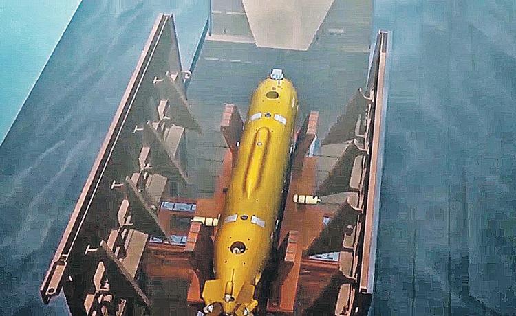 Ядерный «Посейдон» имеет неограниченный район действия - эксперты рассказали подробности российского оружия