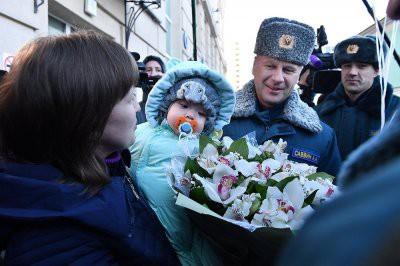 Спасенного в Магнитогорске младенца выписали из больницы