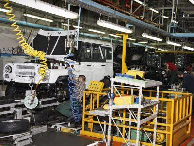 Ульяновский автомобильный завод объявил о сокращении сотрудников