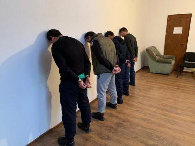 В Туркестанской области КНБ провел задержания