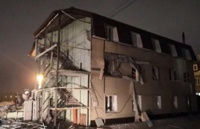 В жилом доме Красноярска взорвался газ: обрушились несколько квартир, есть жертва