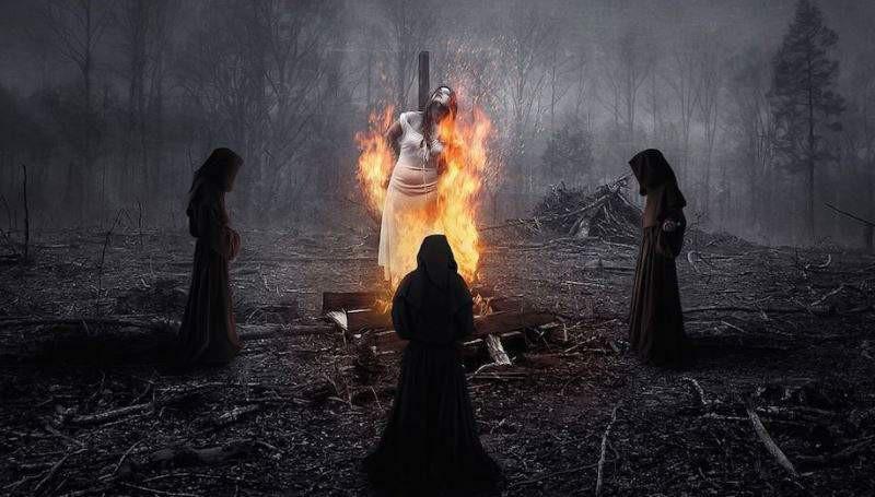 Таинственный ирландский Клуб Адского Огня, практикующий оргии и человеческие жертвоприношения