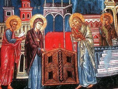 Православные верующие сегодня отмечают великое Сретение Господне