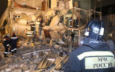 Число жертв взрыва бытового газа в Красноярске выросло до двух
