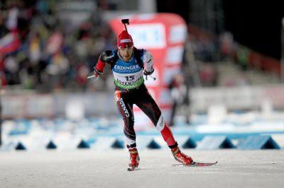 Обнародован состав сборной России по биатлону на спринтерскую гонку у мужчин