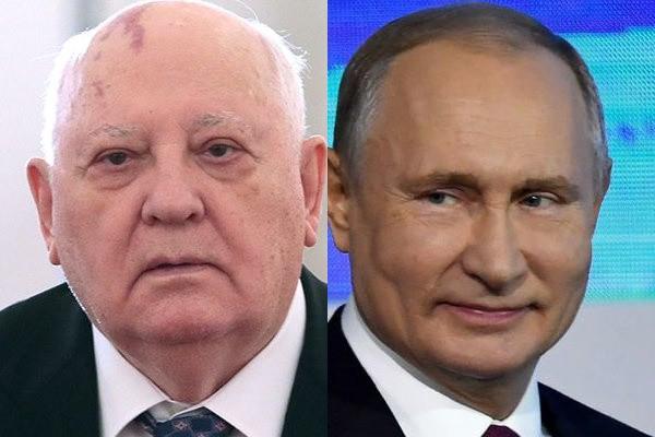 Горбачев назвал главную проблему Путина