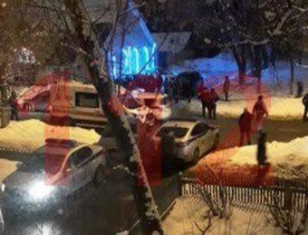На юго-востоке Москвы произошла массовая драка со стрельбой