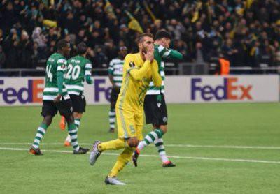 14 февраля состоялись первые матчи 1/16 финала Лиги Европы