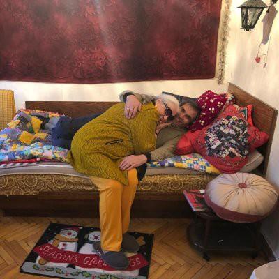 Постельное фото Алибасова и Федосеевой-Шукшиной поразило поклонников