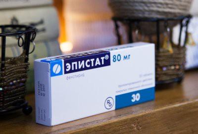 Gedeon Richter отзовет из российских аптек «Эпистат» – аналог препарата «Эреспал»