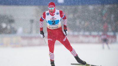 Сергей Устюгов упал и не смог выйти в полуфинал на этапе Кубка мира в Конье