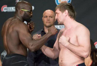 Bellator 216: Виталий Минаков сегодня сойдется в бою с Чейком Конго