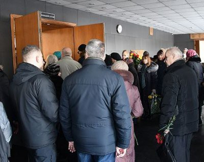 Народного артиста России Сергея Захарова в последний путь проводили аплодисментами