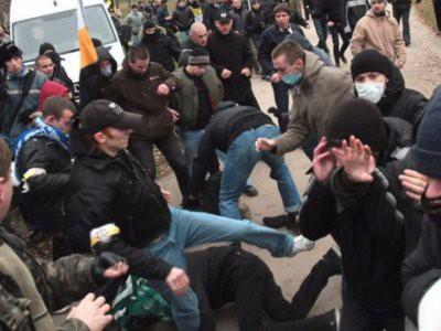 В Москве произошла массовая драка, погибли двое