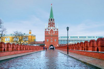 Какая погода будет в Москве на этой неделе