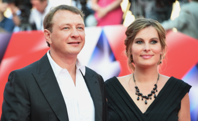 Актер Марат Башаров взбесился, узнав из интернета, что жена подает на развод