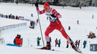 Российский лыжник Александр Большунов завоевал «золото» на этапе Кубка мира в Конье