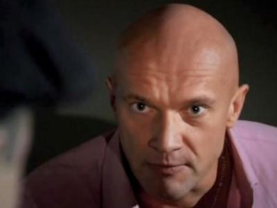 Актера из сериала «Интерны» Дмитрия Митюрича ранили из ружья во время съемок