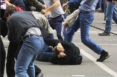 Очередная массовая драка со стрельбой произошла в Москве: ранены трое