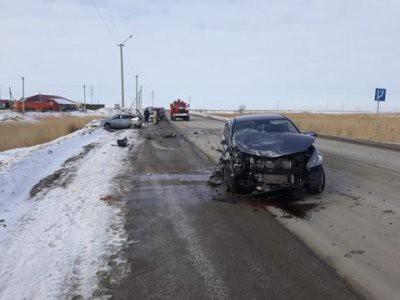 В ДТП на Южном Урале пассажирке оторвало голову