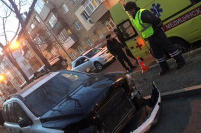 Во Владивостоке погибли после ДТП мать и ребенок