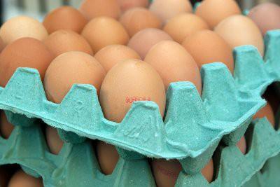 Странные яйца с «гелем» внутри нашли и в Казахстане