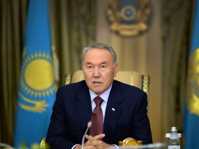 Назарбаев призвал правительство Казахстана уйти в отставку