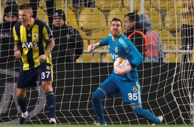 Зенит - Фенербахче 21 февраля 2019: трансляция матча Лиги Европы