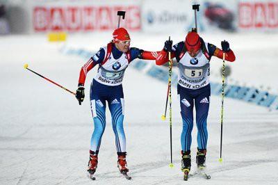 Смешанную эстафету на Чемпионате Европы по биатлону выиграли шведы