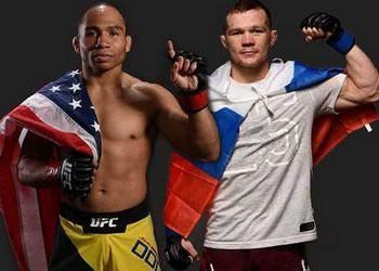 Завтра на турнире UFC в Праге Петр Ян сойдется в бою с Джоном Додсоном