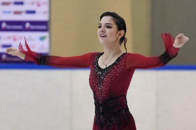 Медведева победила в финале Кубка России по фигурному катанию 2019