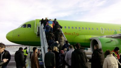 В России изменились правила посадки в самолет