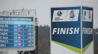 Россия стала второй в медальном зачете Чемпионата Европы 2019 по биатлону