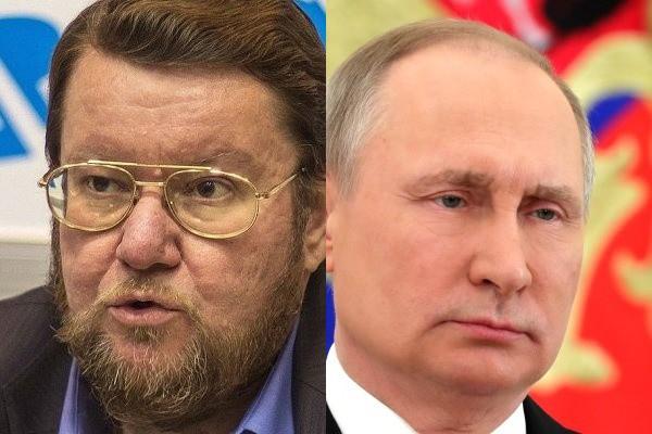Сатановский: россияне перестали верить Путину