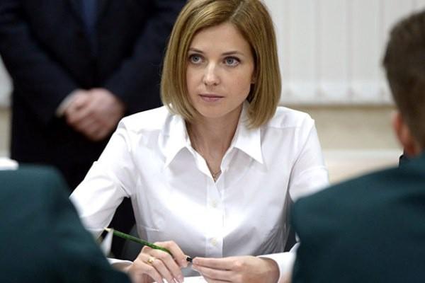 Поклонская: Порошенко впервые раскрыл правду жителям Донбасса