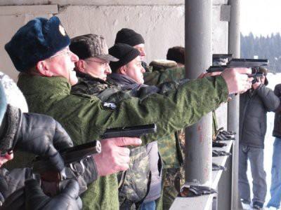 Военные сборы для запасников в России будут проходить и в 2019 году