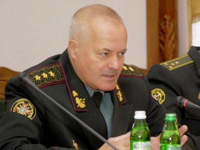 Задержан бывший глава Генштаба ВСУ Владимир Замана