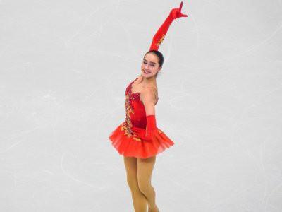 Россия отправила заявку на чемпионат мира по фигурному катанию 2019