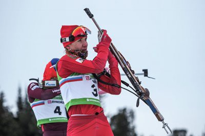 Биатлонистку Васильеву могут дисквалификация до конца сезона