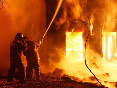 В Кузбассе в результате пожара погибли семь человек