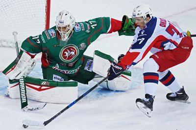 Хоккей: 26 февраля состоялись первые матчи плей-офф КХЛ