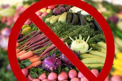 Минсельхоз высказался против расширения продуктового эмбарго