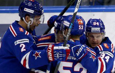 27 февраля в рамках плей-офф КХЛ состоятся четыре матча